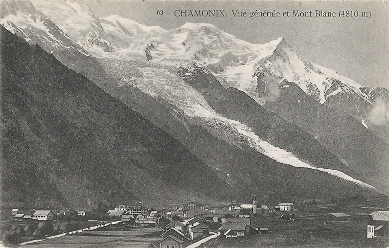 Chamonix et Mont Blanc