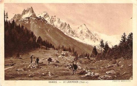 Le Lavencher
