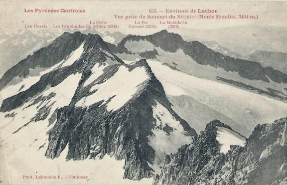 Les Pyrénées Centrales, du Nethou