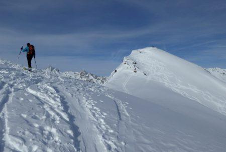 Ski de randonnée : la Pointe des Trois Lacs