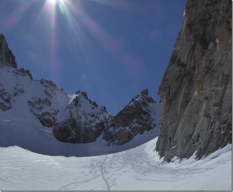 30 Col du Chardonnet versant Saleina