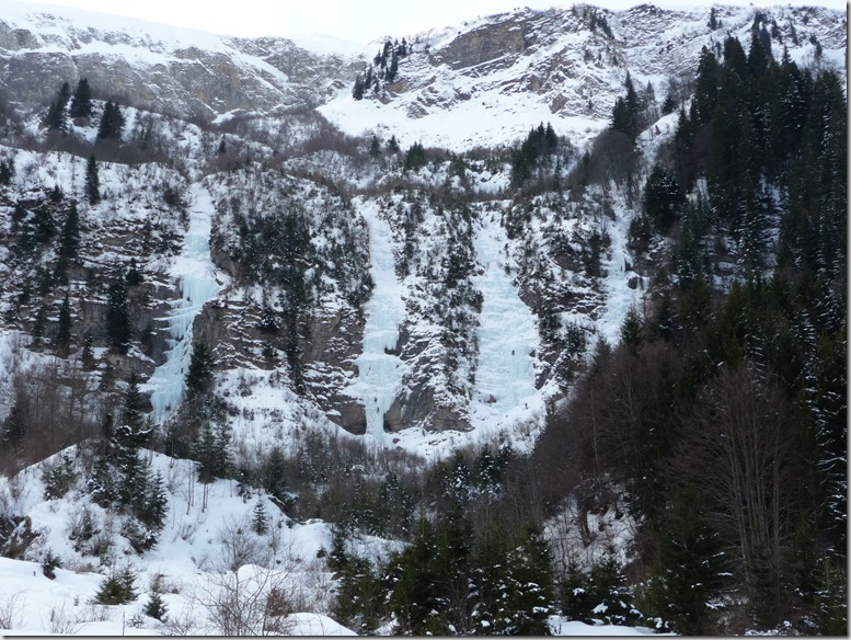 Cascades du Reposoir