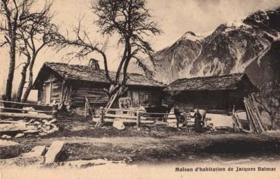 Maison de Jacques Balmat