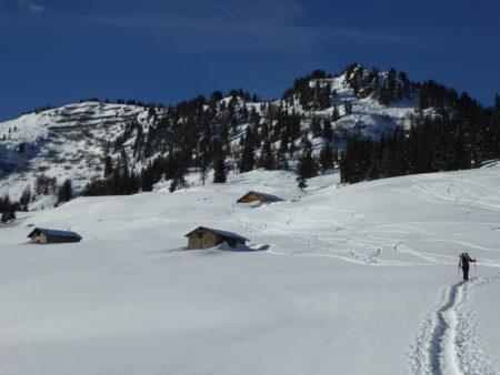 Ski de randonnée Mont de l'Arpille