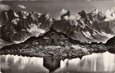 Refuge du Lac Blanc