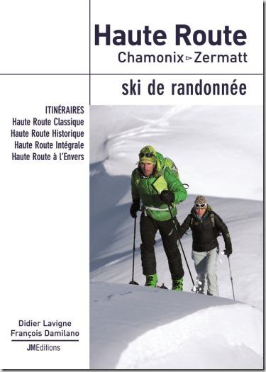 Voici le topo-guide complet sur Chamonix-Zermatt