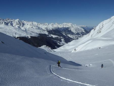 Ski de randonnée Pointe de Penna