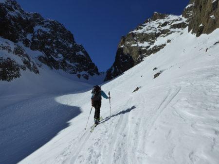 Ski de randonnée Col de l'Encrenaz