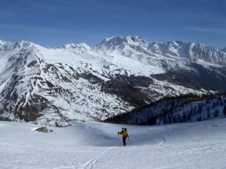 Ski de randonnée Col Serena