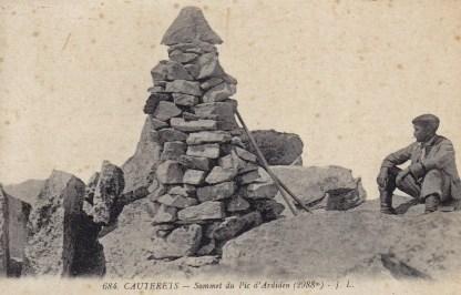 Sommet du Pic d'Ardiden