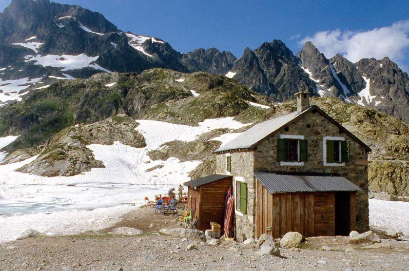 Refuge Lac Blanc