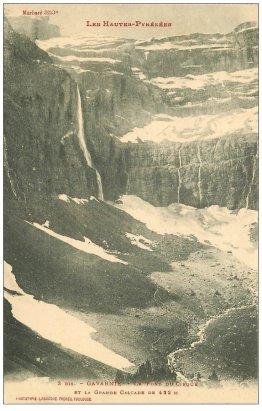 La Grande Cascade de Gavarnie