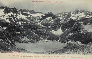 Lac de Caillaouas