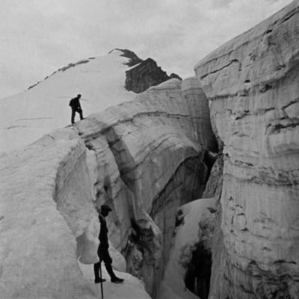 Glacier de l'Anéto