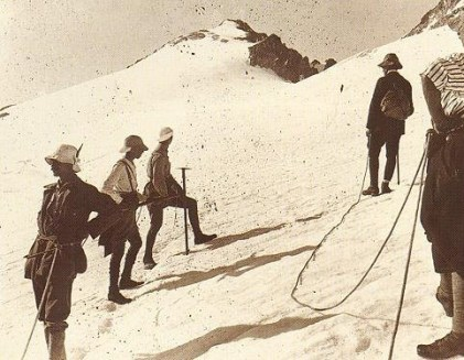L'Anéto en 1919