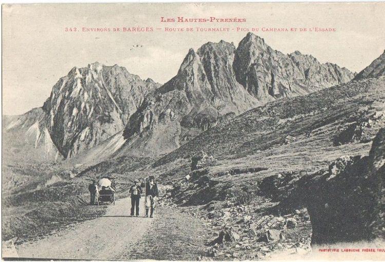 Route de Tourmalet