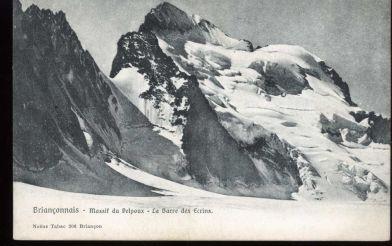 Massif du Pelvoux La Barre des Ecrins