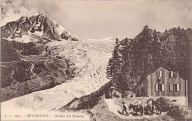Glacier des Bossons 2