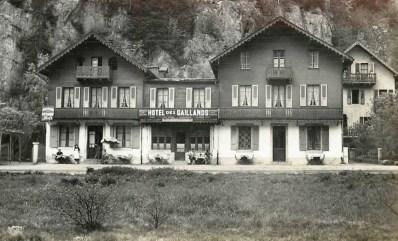 Hôtel des Gaillands
