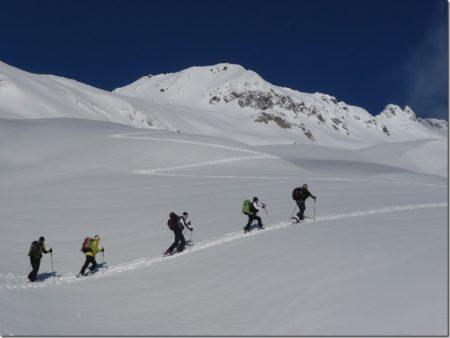 Ski de randonnée en Lauzière Fiche technique