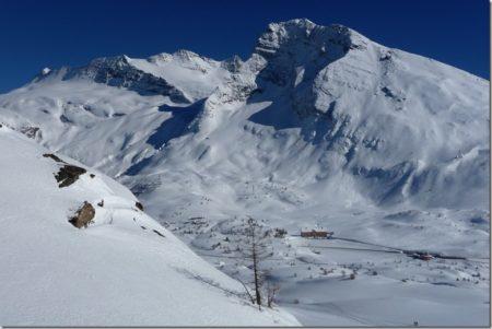 Ski de rando au Simplon