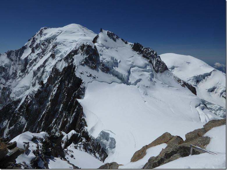 35 Mont Maudit et Mont Blanc
