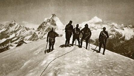 Sommet du Breithorn