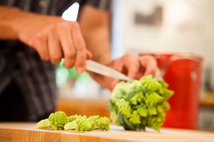 Romanesco Nudelsalat, Rezept, Food, Blog, solawi, Foto: Kirsten Turba, www.montagssuppe.de