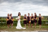 Alicia and bridesmaids