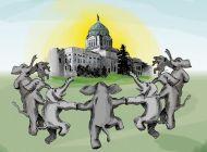 After a decade-long internal battle, have legislative Republicans buried the hatchet?