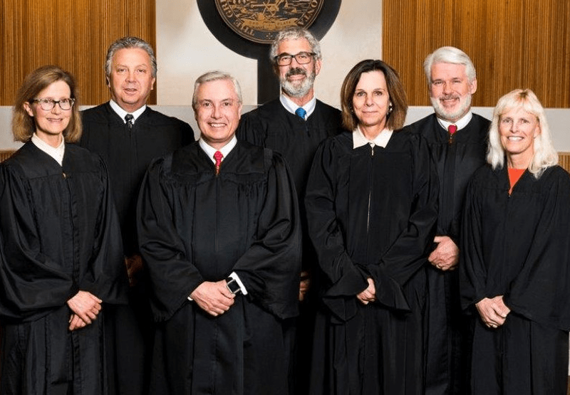 Montana Supreme Court Justices