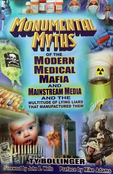 Monumental Myths of the Modern Medical Mafia book cover