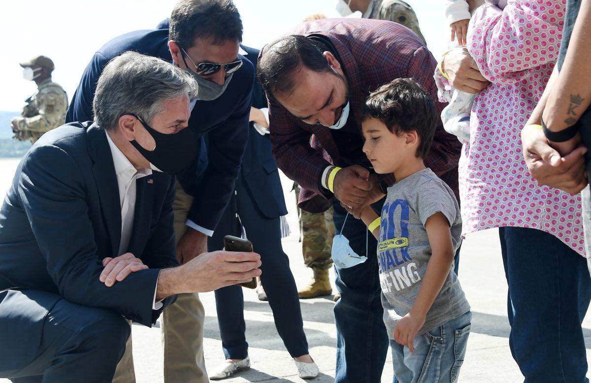 Afghan refugee resettlement Montana