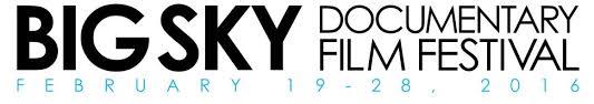 Big Sky Doc Film Fest logo