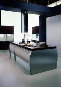 aster cucine trendy space island units