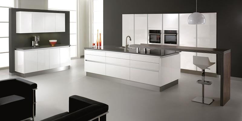 handleless kitchen, mereway, futura