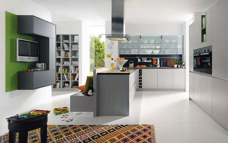 modern kitchen, schuller kitchens, monza