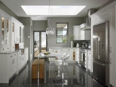 shaker style kitchens
