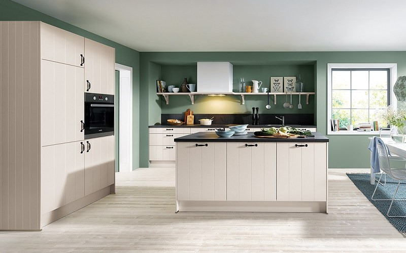 traditional kitchen, schuller kitchens, domas