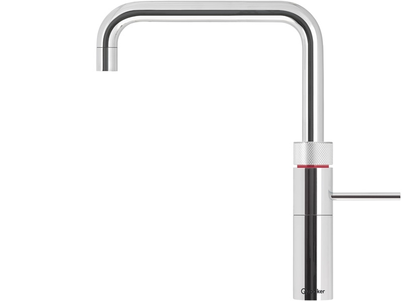 instant boiling water tap, quooker fusion square