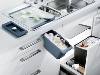schuller kitchens, functional kitchen preparation area
