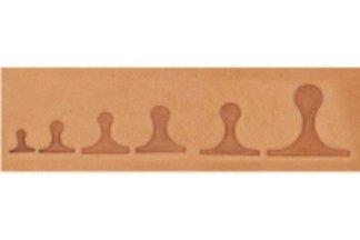 barry king serpentine border, serpentine border tool, serpentine border stamp