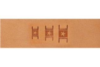 barry king basket stamps, star basket stamp