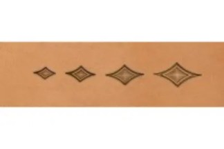 barry king geometrics, diamond contour geometric stamp tools