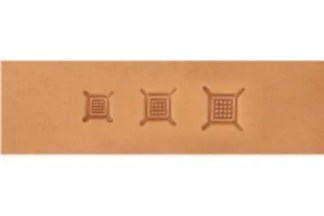 barry kin geometrics, waffle geometric stamp tool