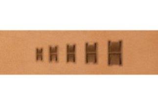 barry king basket stamps, single bar basket stamp tool