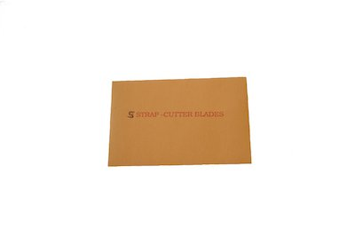 wood strap cutter blades, strap cutter replacement blades