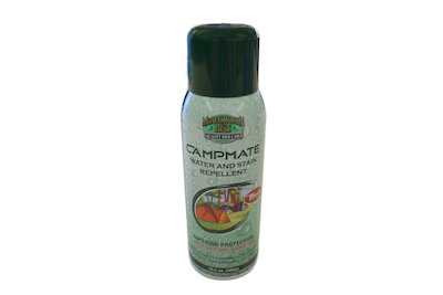 silicone water repellant, moneysworth & best campmate, campmate aerosol, campmate spray