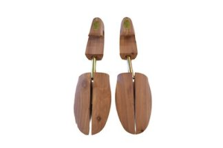 Woodlore shoe trees, wooden shoe trees, shoe trees, cedar shoe trees