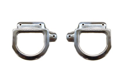 rigging dees, saddlery hardware, stainless steel hardware
